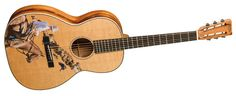 Martin Guitars LE-Cowboy 2015... a fantastic 000 model.