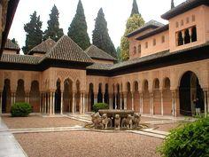 Alhambra Granada Spain #alhambraspain #alhambragranada