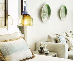 Room interior at Nobu Hotel Ibiza Bay