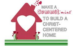 YW December Lesson Ideas. UPDATED! Christ Centered Home. Power Point & Handout