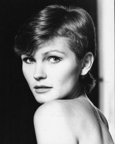 Fiona Fullerton as Pola Ivanova in A View To A Kill  #Bochic #jewelry inspiration  http://bochic.com/content/