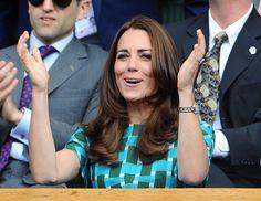 Η Δούκισσα του Κέμπριτζ αναλαμβάνει τα ηνία του διάσημου τουρνουά τένις λίγο πριν τα 90α γενέθλια της Βασίλισσας Ελισάβετ.