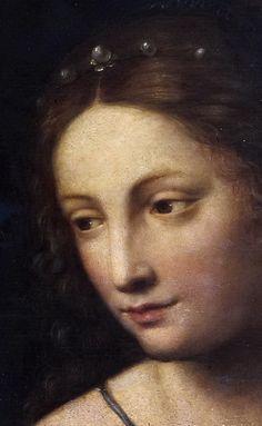 Luini, Bernardino -- Salomé recibiendo la cabeza del Bautista