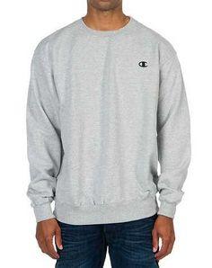 #FashionVault #champion #Men #Tops - Check this : CHAMPION MENS Medium Grey Clothing / Sweatshirts XL for $19.99 USD