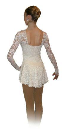 figure skating dresses, world figure skate wear, lace skate dress