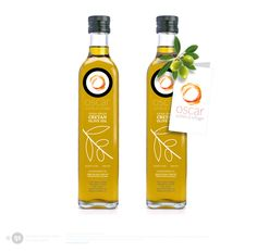 OLIVE OIL PACKAGING DESIGN by George SIganos, via Behance