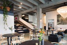 Fosbury & Sons, un espacio en Amberes, diseñado por Going East, para quienes entienden el trabajo de otra manera
