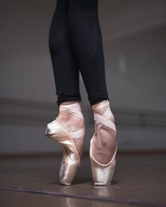 """In life as in dance, grace glides on blistered feet."""