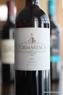 The Reverse Wine Snob: Tormaresca Neprica 2010 - $8 Italian Reds Wine #3 Plus Free Shipping From Marketview Liquor! 40% Negroamaro, 30% Primitivo and 30% Cabernet Sauvignon from Puglia, Italy. A rich, chewy, fruity bomb of goodness.