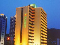 Zhuhai Overseas Chinese Hotel China, Asia Ideally located in the prime touristic area of Gongbei District, Overseas Chinese Hotel promises a relaxing and wonderful visit. The hotel offers a wide range of amenities and perks to ensure you have a great time. Free Wi-Fi in all rooms, 24-hour security, convenience store, daily housekeeping, photocopying are just some of the facilities on offer. Some of the well-appointed guestrooms feature television LCD/plasma screen, air conditi...