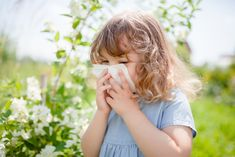 Pollen, dust mites, and dander can make breathing a challenge for allergy-prone kids.