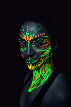 nrc reject quotes in hindi \ nrc reject quotes , nrc reject quotes in hindi , nrc reject quotes in urdu , reject cab and nrc quotes Face Art, Neon Painting, Photography, Art Projects, Glow In The Dark, Art, African Art, Uv Photography, Neon Face Paint