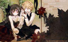 Alice y Oz Anime Pandora Hearts
