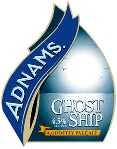 1st January 2013 ~ #DailyPint 1: Adnams Ghost Ship. Quite tasty, and was a good thirst quencher after a 3 mile run. 6/10 [Drank at home]