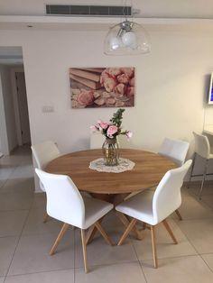 פינת אוכל מעוצבת דגם 'לייט' Dining Area, Dining Room, Dining Table, Beauty Room, Kitchen Organization, Living Room Designs, Better Life, Ikea, House
