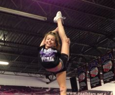 Meet 11 year old cheerleader Erica - Ambassadors - Prissy Tomboy