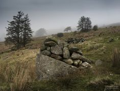 Iron age funerary cairns near the Gorseddau Tramway, North Wales 🏴 Iron Age, North Wales, Cairns, Archaeology, Islands, Scotland, England, Nature, Travel