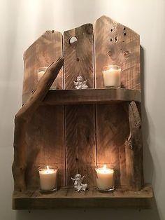 Unique Driftwood & Up Cycled Timber, Bespoke Shabby Chic, Nautical