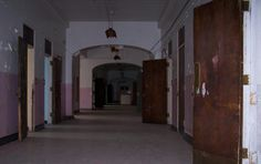 Trans-Allegheny Lunatic Asylum Weston State Hospital West Virginia