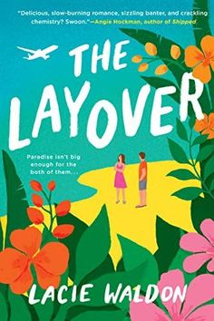 The Layover is a romance book that inspires travel for the armchair tourist. Check out the entire book list of romance books that inspire travel. Book Club Books, Book Lists, New Books, The Book, The Hating Game, Good Romance Books, Flight Attendant Life, Flirting, Comedy