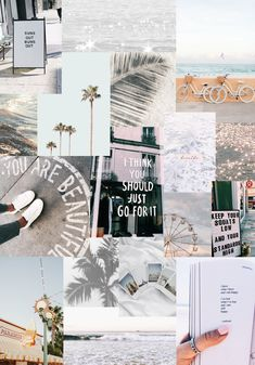 Cute beach aesthetic wallpaper for iPad Pro Iphone Wallpaper Green, Beach Wallpaper, Summer Wallpaper, Homescreen Wallpaper, Iphone Wallpaper Tumblr Aesthetic, Aesthetic Pastel Wallpaper, Aesthetic Wallpapers, Ipad Background, Collage Background