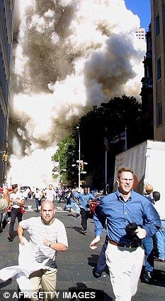 anniversary in pictures: The attack on the Twin Towers World Trade Center in New York We Will Never Forget, Lest We Forget, Tornados, 9 11 Anniversary, Resultado Loteria, 11 September 2001, World Trade Center Attack, Haunting Stories, Declaration Of Independence