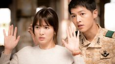 Deleted scenes of Song Joong-ki, Song Hye-kyo in 'Descendants of the Sun' finale Come Back Mister, Hau Due Mat Troi, Descendants Of The Sun Wallpaper, Song Hye Kyo Descendants Of The Sun, Most Handsome Korean Actors, W Kdrama, Song Joong Ki Birthday, Decendants Of The Sun, Song Joon Ki