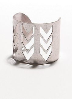 #PacSun                   #love                     #With #Love #From #Arrow #Cutout #Cuff #PacSun.com  With Love From CA Geo Arrow Cutout Cuff at PacSun.com                                                   http://www.seapai.com/product.aspx?PID=1389056