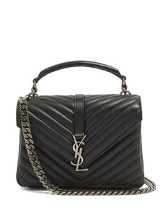 5f231b48d43 One of the most coveted items in the Saint Laurent collection is the  Collège bag