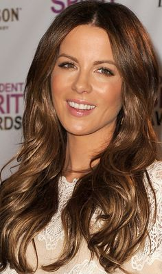 Kate Beckinsale - <3 her hair