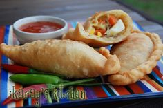 Resep Masakan Indonesia | Authentic Indonesian Recipes » Pastel Goreng