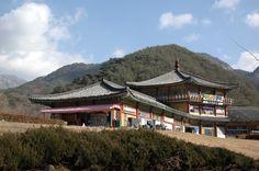 경남 합천 해인사 입구 해인쇼핑센터전경 2012.11.28 -photo by 세우-