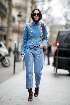 Blue jeans : ces tot