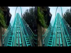 1611632aa5f Google Cardboard Video - Roller Coasters Orlando and Tampa - VR Video 360  Full HD