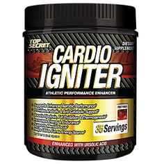 Product Image for Cardio Igniter - Fruit Punch (0.7 Pound Powder)