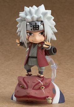 Anime Naruto, Naruto Jiraiya, Anime W, Anime Toys, Naruto Shippuden, Chibi, Gaara, Naruto Biscuit, Anime Figurines