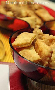 Biscottini con Formaggio Cremoso al Profumo di Erba Cipollina - Philadelphia Cheese Biscuits with Chives