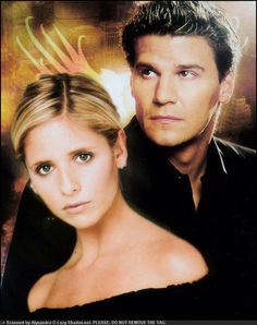 Buffy and Angel, 'Buffy the Vampire Slayer'