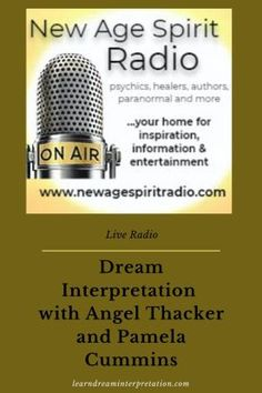 Angel Thacker & I did a live show with callers on everything dream interpretation. You don't want to miss this show! #dreaminterpretation #liveradio #newage #pamelacummins Spiritual Path, Spiritual Growth, Types Of Dreams, Metaphysical Store, Recurring Dreams, Dream Symbols, Dream Meanings, Dream Journal, Dream Interpretation