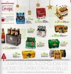 Ofertas de Cervezas de Tottus Navidad 2014