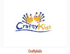 Logo Design For  Crafty kids