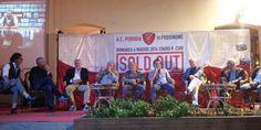 Festival del Rondò a Tuoro, Grifo calcio, presentato libro Menconi - Trasimeno Oggi - Notizie dal Lago Trasimeno