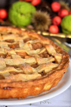 Szarlotka w amerykańskim stylu Poland Food, Pie, Desserts, Blog, Pies, Torte, Tailgate Desserts, Fruit Tarts, Dessert