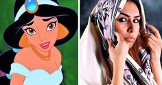 "If Disney Princesses Were Historically Accurate. I like seeing different interpretations on ""historically accurate""."
