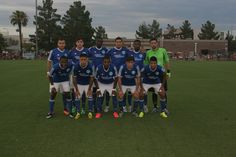 The LA Misioneros defeated the Las Vegas Mobsters 2-0 on July 5th in #LasVegas