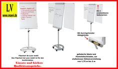 Moderationstafeln, Moderationsmaterial, Moderationswand, Flipcharts