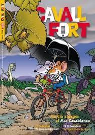 CAVALL FORT http://www.cavallfort.cat/cavallfort/ca/cavall-fort/cf-la-revista.html