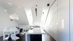 Minimalist apartment – NIC by n-lab architects