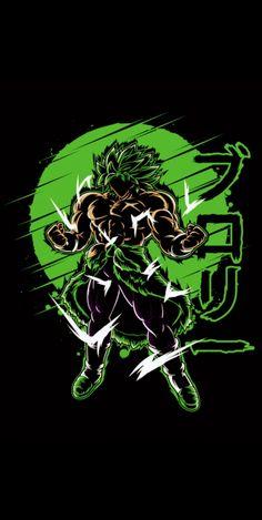 Broly, Dragon Ball Super - Clara Wish Otaku Anime, Manga Anime, Anime Art, Dragon Ball Gt, Dbz Wallpapers, Hanya Tattoo, Goku Super, Z Arts, Anime Merchandise