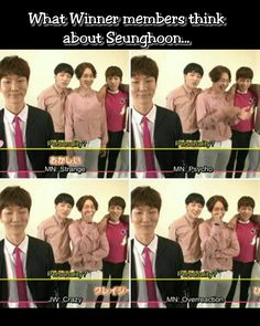 This is it, our overreaction king!!  #winner #meme #songmino #namtaehyun #kimjinwoo #leeseunghoon #kangseungyoon